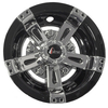 10 inch GTW Maverick Chrome & Black Wheel Cover (Universal Fit)