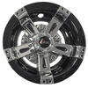 8 inch GTW Maverick Chrome & Black Wheel Cover (Universal Fit)