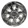 8 inch GTW Drifter Chrome Wheel Cover (Universal Fit)