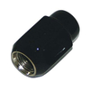 Black 12x1.25 Lug Nut