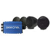 INNOVA® 2 Cone Speakers, 2 Coax Speakers and 4-Channel Mini-Amp with Bluetooth (Universal Fit)