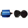 INNOVA® 2 Cone and 2-Channel Mini-Amp with Bluetooth (Universal Fit)