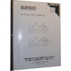 E-Z-GO Gas Service Manual (Fits 1984-1986)