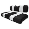 Yamaha Black / White Seat Cushion Set (Models G14)