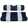 Yamaha Navy / White Seat Cover Set (Models G2-G9)