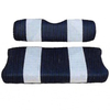 Yamaha Navy / White Seat Cover Set (Models G29/DRIVE)