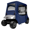 Classic Accessories Custom Fit E-Z-GO Navy Enclosure (Models TXT & RXV)