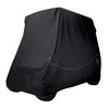 Classic Accessories Black 2-Passenger Heavy-Duty Storage Cover (Universal Fit)