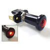 12-Volt 10-Amp Push-Pull Switch W/ Red Light (Universal Fit)