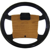 Club Car DS / Precedent Light Oak Steering Wheel Cover (Fits 1992-Up)