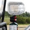Portable Golf Cart Heater with Cup Holder Adapter (Universal Fit)