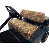 Camo Club Car Precedent Slip-On Seat Cover Set (Fits 2004-Up)