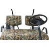 E-Z-GO Marathon Camo Slip-On Seat Cover Set (Fits 1986-1994.5)