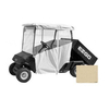 E-Z-GO Beige 3-Sided Over-The-Top Enclosure (Fits Workhorse Models)