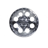 "Set of (4) Beadlock A/ T Chrome 10"" Wheel Cover"