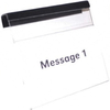 E-Z-GO RXV Single Message Holder (Fits 2008-Up)