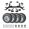 "5"" E-Z-GO Electric Lift Kit Combo (Fits 1994-2001.5-Up)"