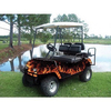 Real Flame Golf Cart Body Wrap (Universal Fit)