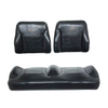 E-Z-GO TXT Black Suite Seats (Fits 1994.5-2013)