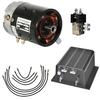 High Speed Motor/Controller Conversion System - E-Z-GO Medalist/TXT