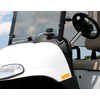 Tinted E-Z-GO 1-Piece Windshield (Fits ST350 Models)