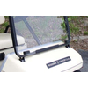 Clear Yamaha 1-Piece Windshield (Models G2/G9)