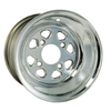 10x7 Polished Econo Wheel (3:4 Offset)