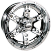 14x7 Mirror Dominator Wheel (3:4 Offset)