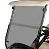 Club Car DS Tinted Hinged 1/4 Windshield (Fits 2000-Up)
