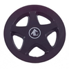8″ Black 5-Spoke Wheel Cover
