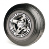 "Set Of (4) 8"" Ranger Wheels On Sawtooth Golf Course / Turf Tires (No Lift Required)"