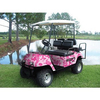 Pink Camo Golf Cart Body Wrap (Universal Fit)