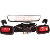 E-Z-GO TXT Electric Deluxe Light Bar Kit (Fits 1994-Up)