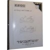 E-Z-GO RXV Gas Parts Manual (Fits 2008-Up)
