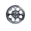 "10"" Chrome Rally Wheel Cover"