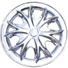"8"" Chrome Saw Blade Wheel Cover"