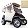 Club Car DS Sand 3-Sided Track Style Enclosure (Fits 2000-Up)