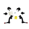"Jake's E-Z-GO TXT Electric 6"" Spindle Lift Kit (Fits 2001.5-Up)"