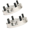 "Set of (2) Jake's 1"" Aluminum Wheel Spacers (Universal Fit)"
