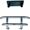 Jake's Gunmetal Club Car DS Front Bumper (Fits 1981-Up)
