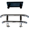 Jake's Stainless Club Car DS Front Bumper (Fits 1981-Up)
