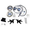 Jake's Club Car Precedent Disc Brake Kit W/ Long Travel (Fits 2004-2008.5)