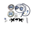 Jake's Club Car DS Front Disc Brake Kit w/Long Travel (Fits 2008.5-Up)
