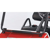 Clear Club Car DS 1-piece Windshield (Fits 2000-Up)