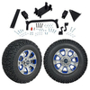 "GTW 5"" Lift w/12"" Nemesis Metallic Wheel & Recon A/T Tire For Yamaha (G29/Drive)"