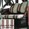 Burgundy Sunbrella Seat Covers (Select Model)