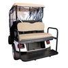 Sunbrella Rear Seat Covers EZGO TXT