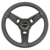 Gussi Italia® Giazza Black Steering Wheel For All Club Car DS Models