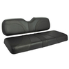 Red Dot® Blade Seat Covers for GTW Mach Rear Seat Kits   Black/Black Trexx/Black Carbon Fiber