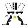 "Jake's Club Car 3"" Spindle Lift Kit (Fits 1981-2003.5)"